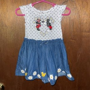 Disney baby dress 18 months